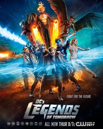 DC's Legends of Tomorrow S01E11 FRENCH HDTV