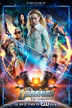 DC's Legends of Tomorrow S04E07 VOSTFR HDTV