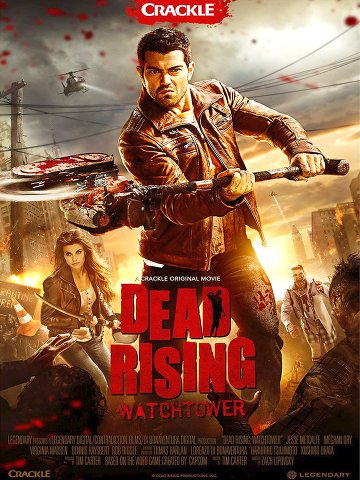 Dead Rising: Watchtower FRENCH TVRIP 2015