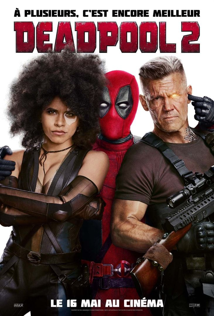 Deadpool 2 FRENCH TS 2018