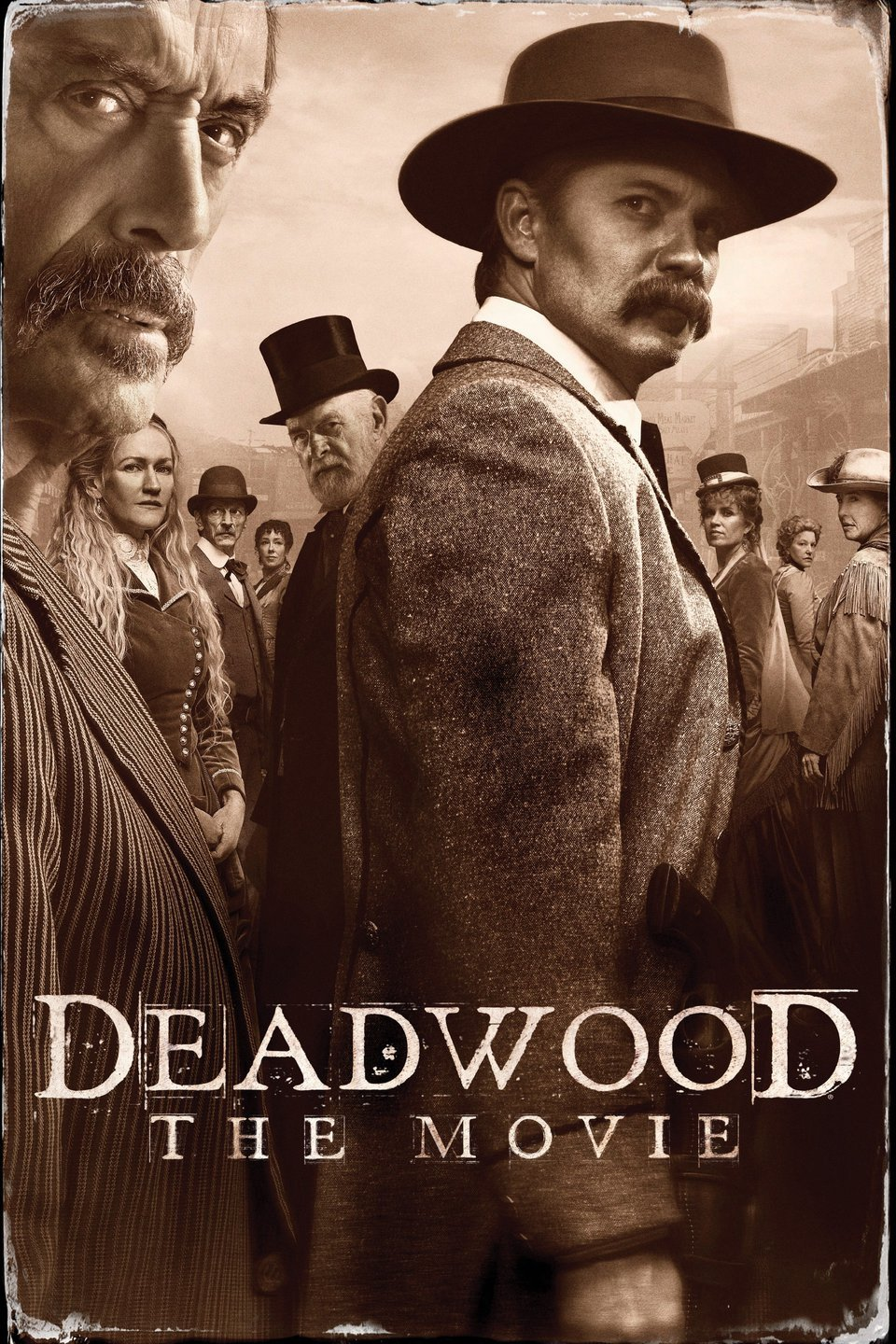 Deadwood : le film FRENCH WEBRIP 1080p 2019