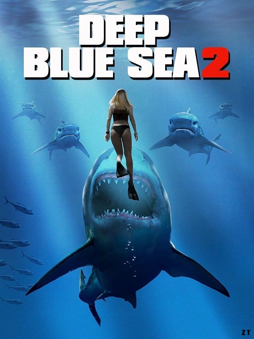 Deep Blue Sea 2 FRENCH WEBRIP 2018