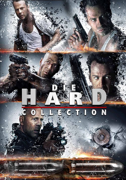 Die Hard Ultimate Collection FRENCH HDlight 1080p 1988-2013
