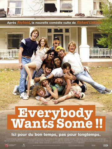 Everybody Wants Some !! FRENCH BluRay 1080p 2016