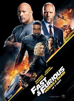 Fast & Furious : Hobbs & Shaw FRENCH WEBRIP 1080p 2019