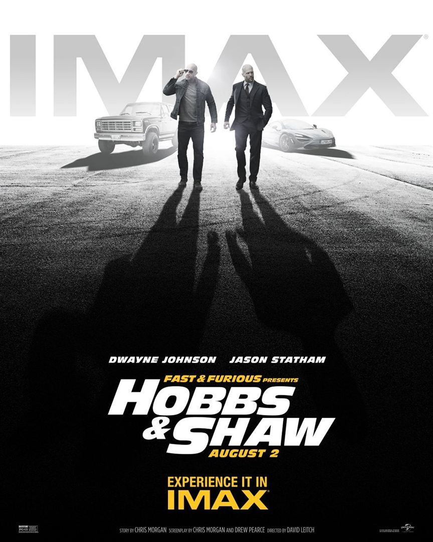 Fast & Furious : Hobbs & Shaw TRUEFRENCH HDTS MD 2019