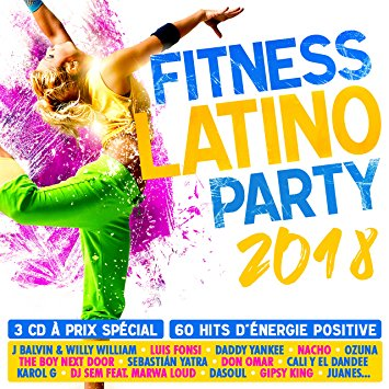 Fitness Latino Party (3CD) 2018