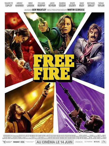 Free Fire FRENCH DVDRIP 2017