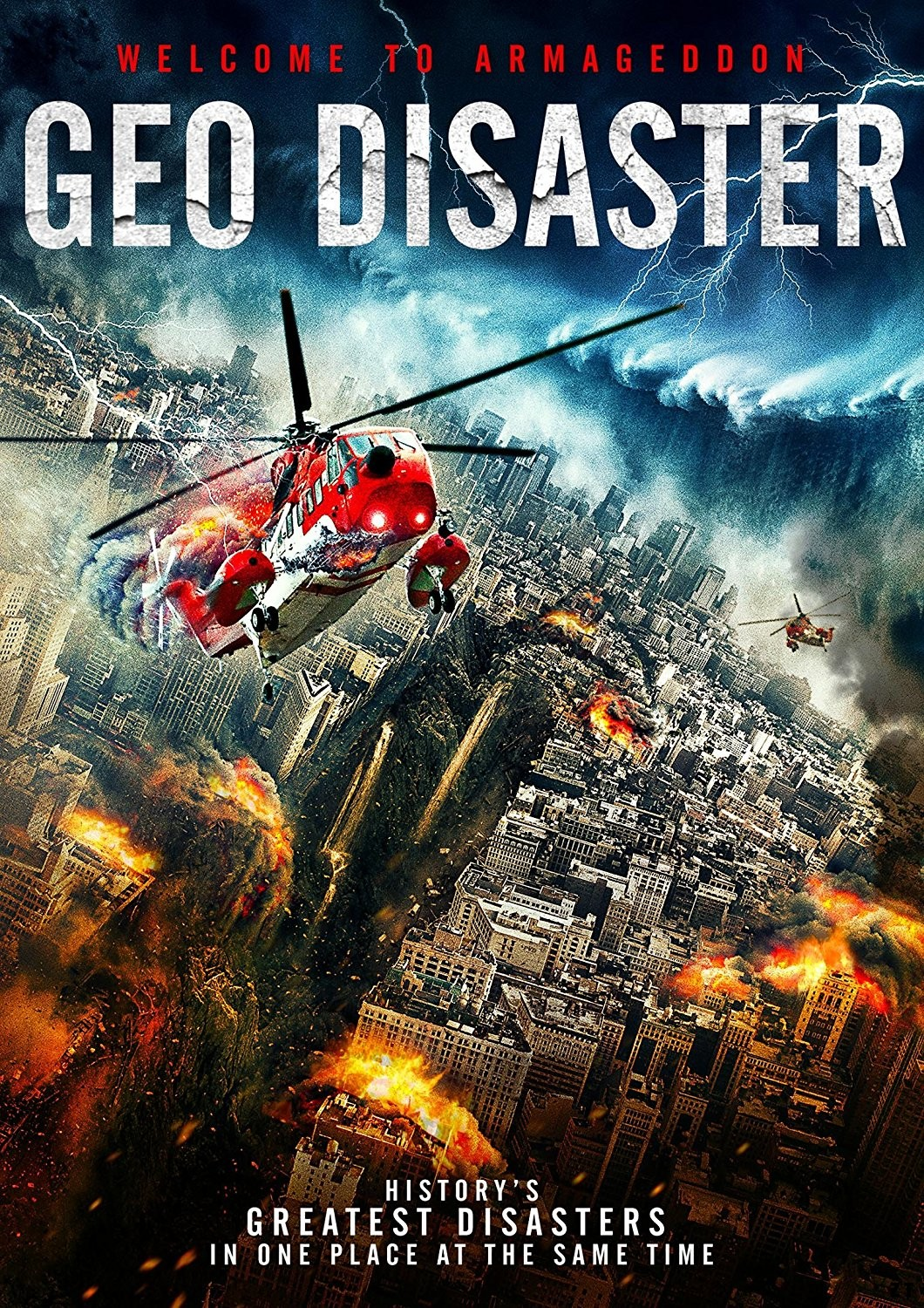 Geo Disaster FRENCH WEBRIP 2018