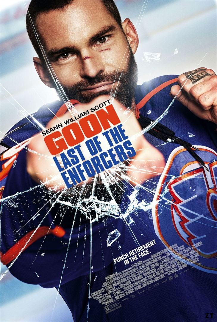 Goon: Last of the Enforcers FRENCH DVDRIP 2017
