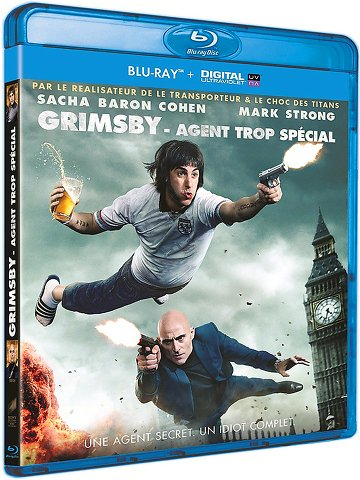 Grimsby - Agent trop spécial FRENCH BluRay 1080p 2016
