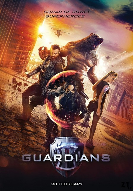 Guardians TRUEFRENCH DVDRIP 2017