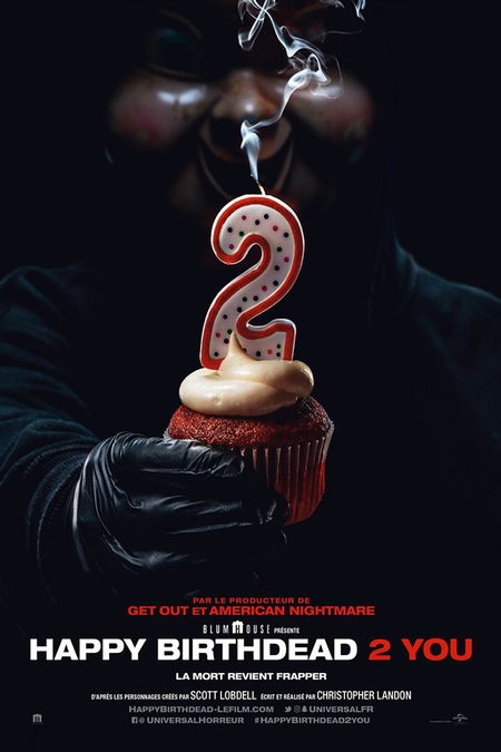 Happy Birthdead 2 You FRENCH BluRay 1080p 2019