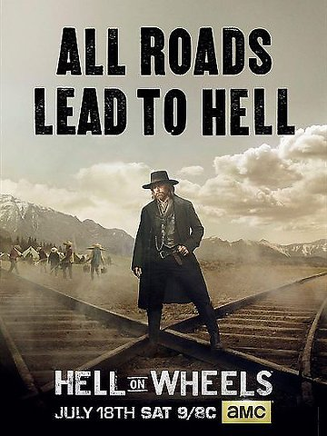 Hell On Wheels S05E09 VOSTFR HDTV
