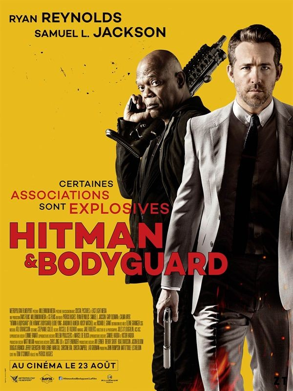Hitman & Bodyguard FRENCH BluRay 1080p 2017