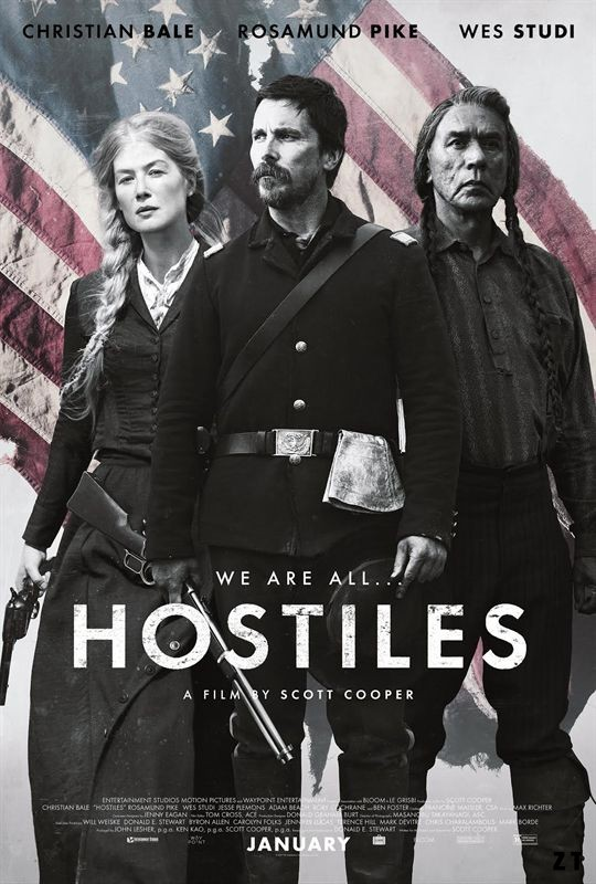 Hostiles FRENCH BluRay 720p 2018