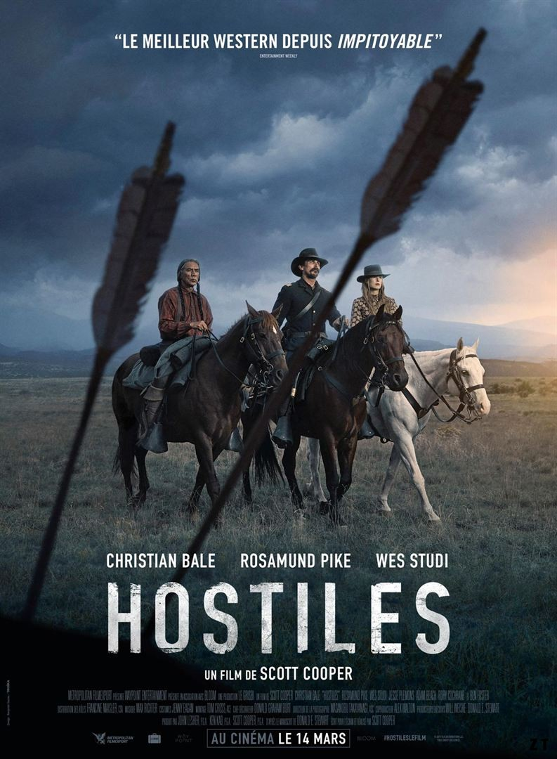 Hostiles FRENCH WEBRIP 1080p 2018