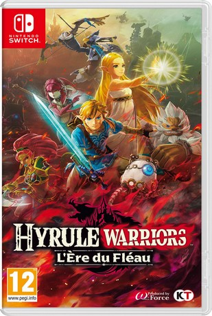 Hyrule Warriors : L'Ère du Fléau (SWITCH)