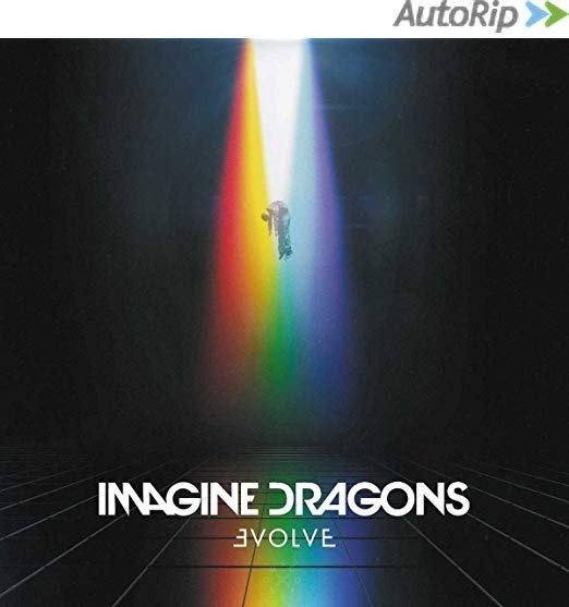 Imagine Dragons - Evolve (Deluxe Edition) 2017