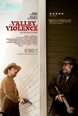 In a Valley of Violence FRENCH DVDRIP 2016