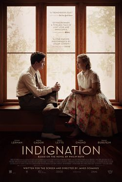 Indignation FRENCH DVDRIP 2016