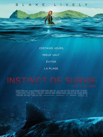 Instinct de survie - The Shallows VOSTFR WEBRIP x264 2016