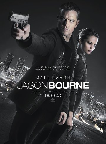Jason Bourne VOSTFR BluRay 720p 2016