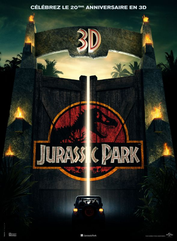Jurassic Park FRENCH HDLight 1080p 1993