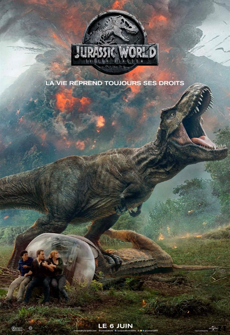 Jurassic World : Fallen Kingdom FRENCH TS 2018