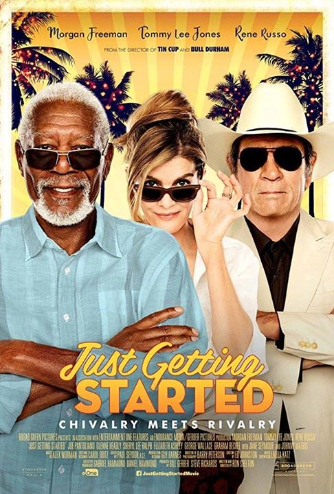 Just Getting Started FRENCH WEBRIP 2018