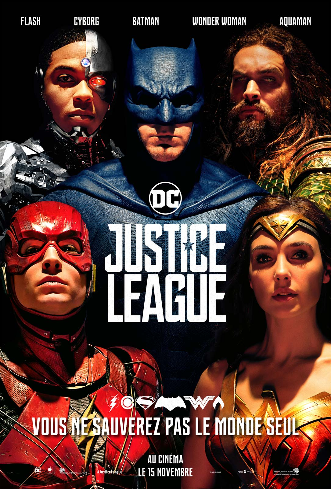 Justice League FRENCH DVDRIP x264 2017