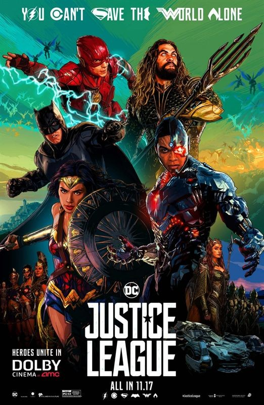 Justice League TRUEFRENCH DVDRIP 2017
