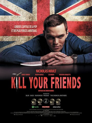 Kill Your Friends FRENCH DVDRIP 2015