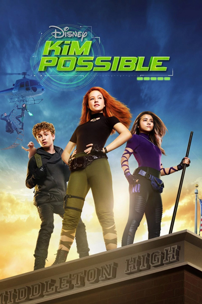 Kim Possible TRUEFRENCH WEBRIP 2019