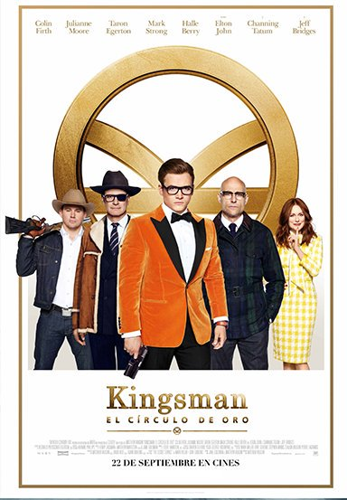 Kingsman : Le Cercle d'or FRENCH HDlight 1080p 2017