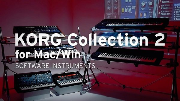 KORG Collection & pass simulator - R2R
