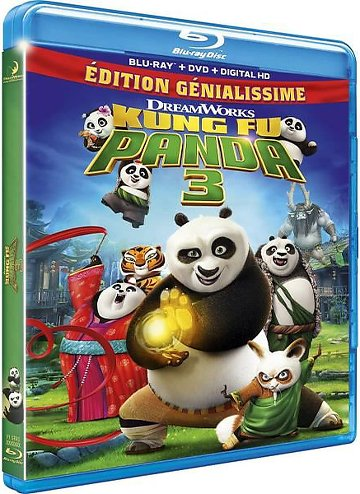 Kung Fu Panda 3 FRENCH BluRay 1080p 2016