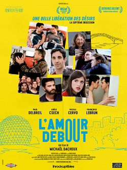 L'Amour Debout FRENCH WEBRIP 720p 2019