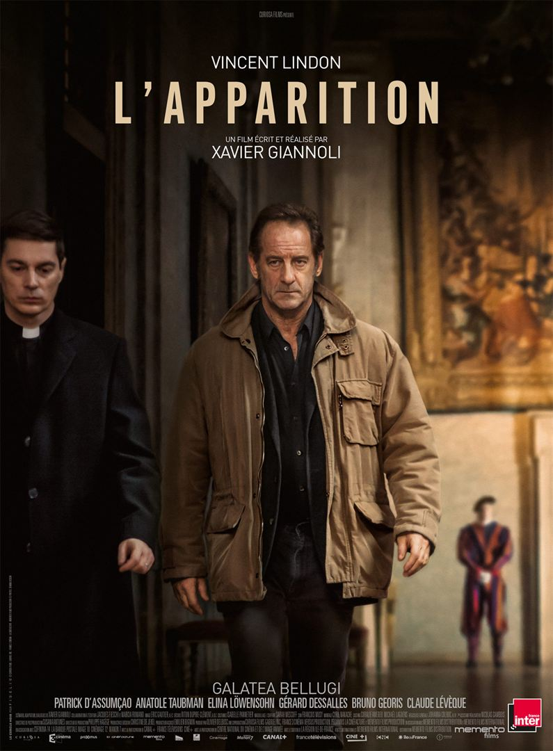 L'Apparition FRENCH WEBRIP 2018