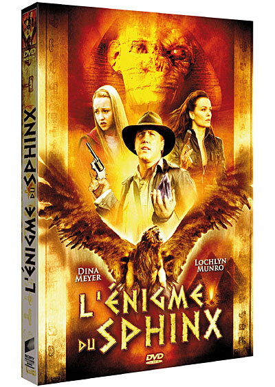 L'Énigme du Sphinx DVDRIP FRENCH 2008