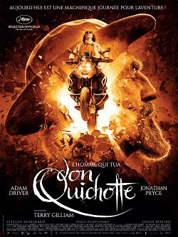 L'Homme qui tua Don Quichotte FRENCH BluRay 720p 2019