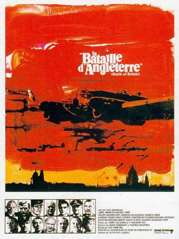La Bataille d'Angleterre FRENCH BluRay 1080p 1969