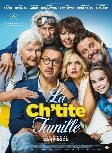 La Ch'tite famille FRENCH BluRay 720p 2018