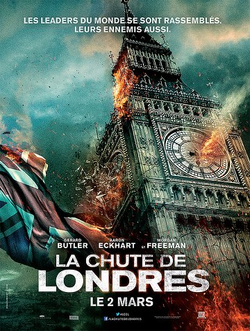 La Chute de Londres FRENCH DVDRIP x264 2016