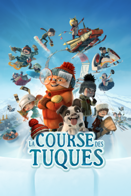 La course des tuques FRENCH BluRay 720p 2019