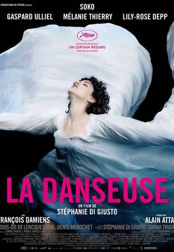 La Danseuse FRENCH BluRay 720p 2017