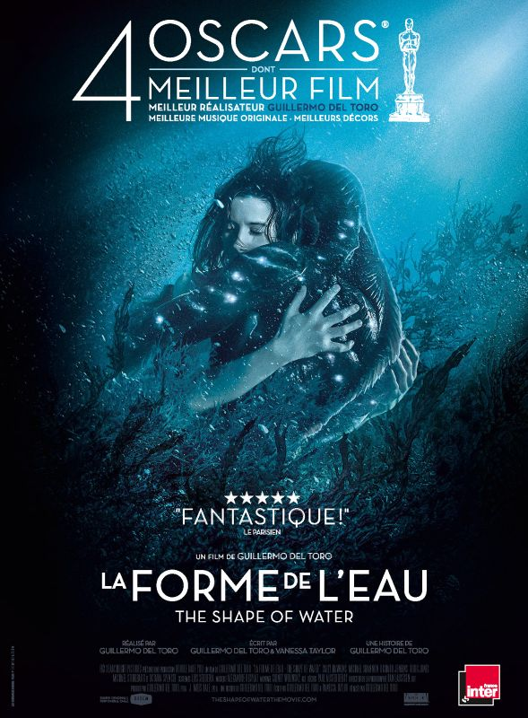 La Forme de l'eau - The Shape of Water FRENCH DVDRIP 2017