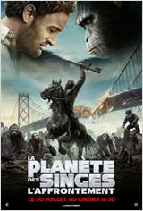 La Planète des singes : l'affrontement FRENCH DVDRIP 2014