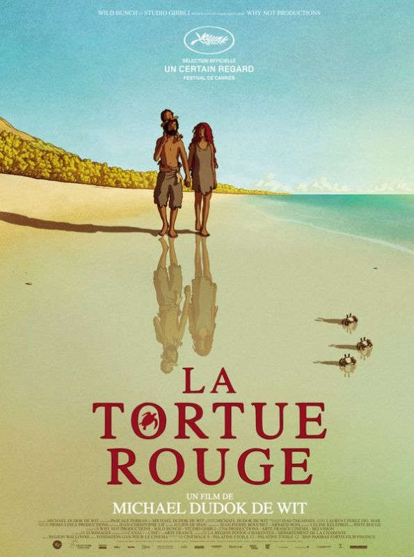 La Tortue rouge FRENCH DVDRIP x264 2016
