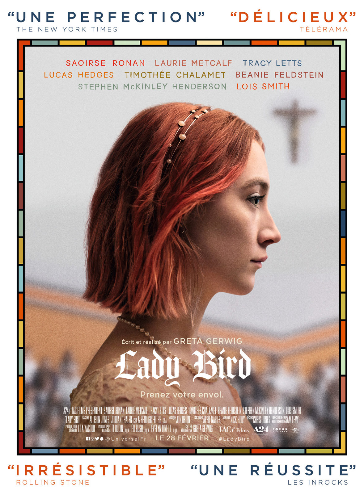 Lady Bird VOSTFR DVDSCR 2017